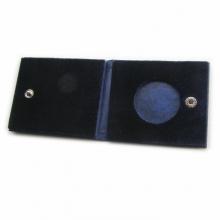 Dirbtinės odos dėžutė - dėklas