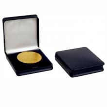 Plastmasinė dėžutė 50 mm monetai